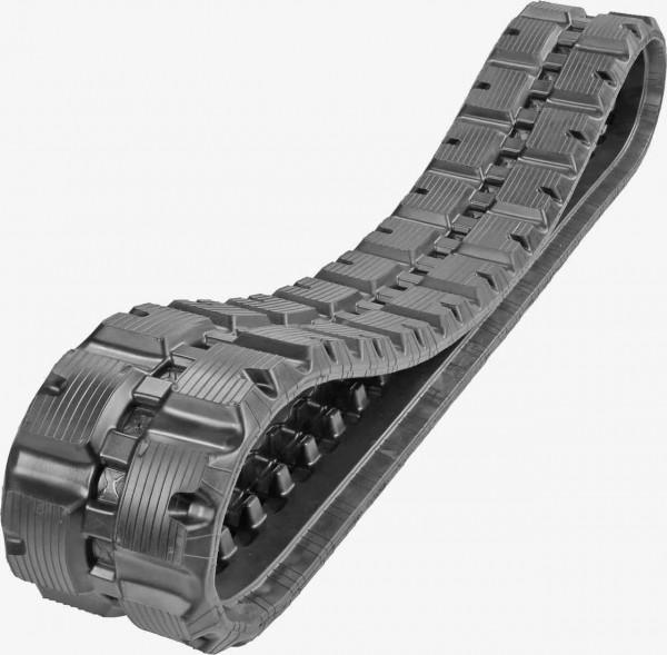 Abbildung der Kompaktlader Gummikette TAGEX 250x52x72B CTL-Gummikette für Bobcat T110