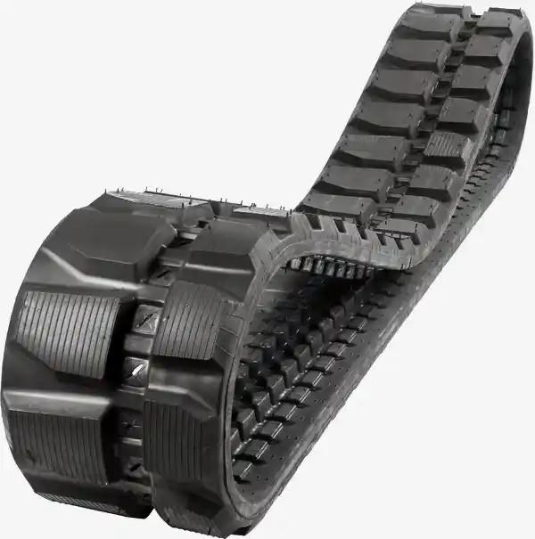 Gummikette DRB 350x74x75,5 | Offset, Rail-Type Premium