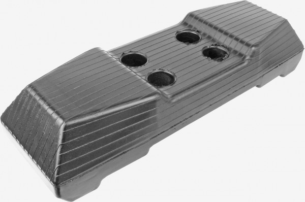 TAGEX Gummibodenplatte Pad TX450 D Roadliner
