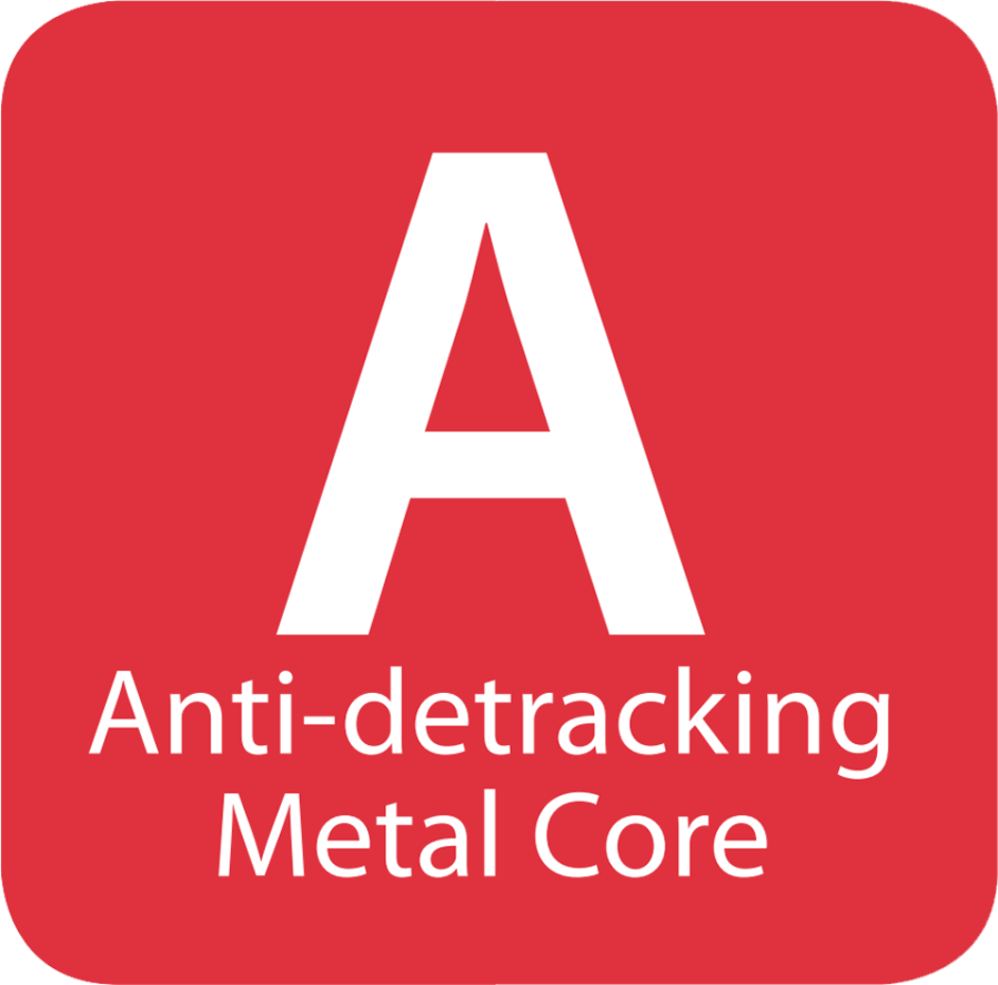 Die DRB Anti Detracking Technology