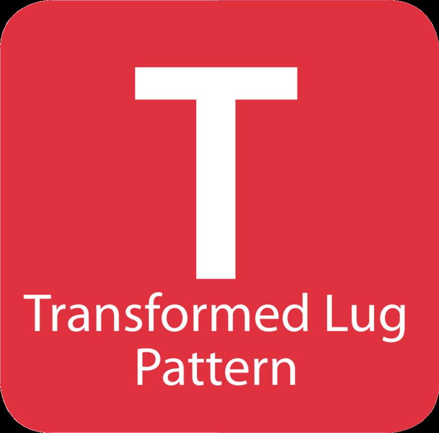 DRB Transformed Lug Pattern (Profile)